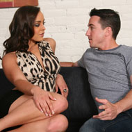 Liza Del Sierra does naughty anal sex in front of her lame Bf from Cuckold Sessions