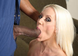 07 Cruel Kacey Villainess enjoys tormenting her looser white guy